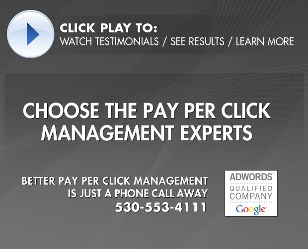 pay per click management video