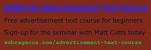 advertisementtext