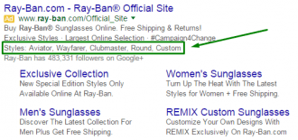 Adwords Ad Extensions Structured Snippets