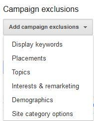 4 Ways to Keep Your Google AdWords Display & Retargeting Campaigns from Turning Into a Disaster
