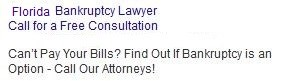 The Best Bankruptcy Attorney Text Ads For AdWords
