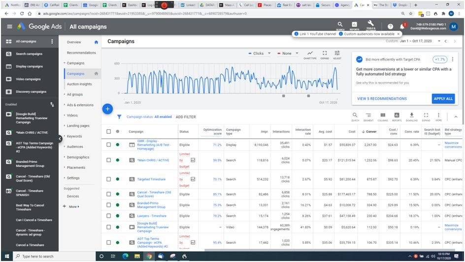 Troubleshooting the Most Common Google Ad Account Problems